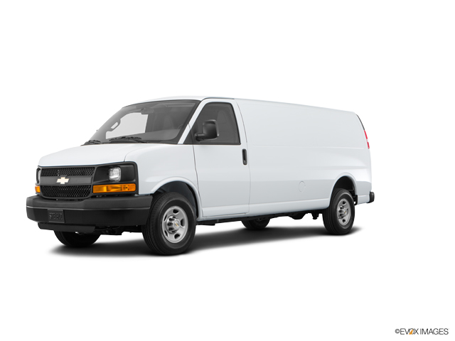 2016 Chevrolet Express Cargo Van Vehicle Photo in Plainfield, IL 60586-5132