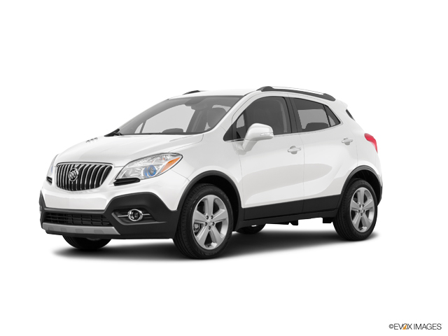 2016 Buick Encore Vehicle Photo in Clarendon, VT 05759