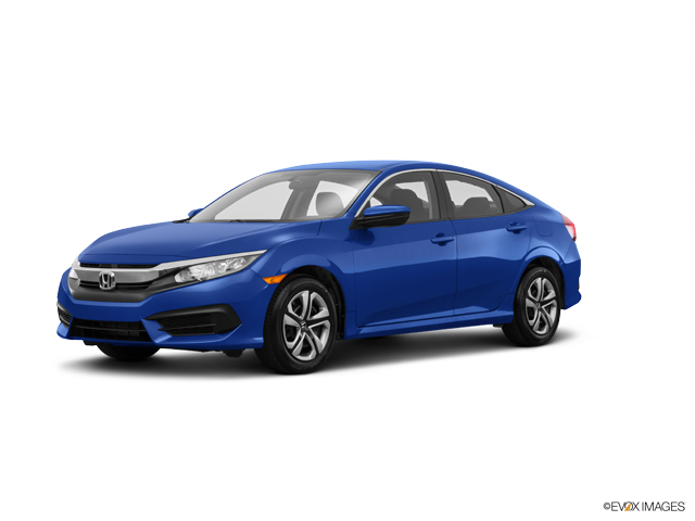 2016 Honda Civic Sedan Vehicle Photo in Manassas, VA 20109