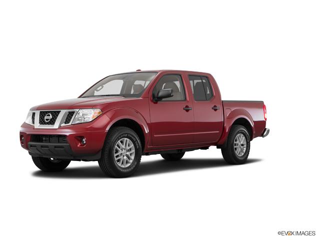 2016 Nissan Frontier Vehicle Photo in Edinburg, TX 78539
