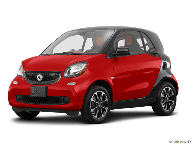 2016 smart fortwo Vehicle Photo in Owensboro, KY 42303