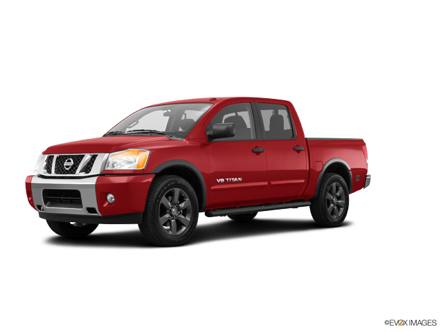 2015 Nissan Titan Vehicle Photo in Kernersville, NC 27284