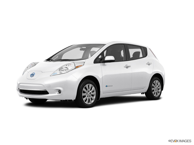 2016 Nissan LEAF Vehicle Photo in Joliet, IL 60586