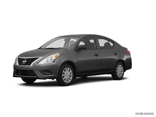 2016 Nissan Versa Vehicle Photo in Burleson, TX 76028