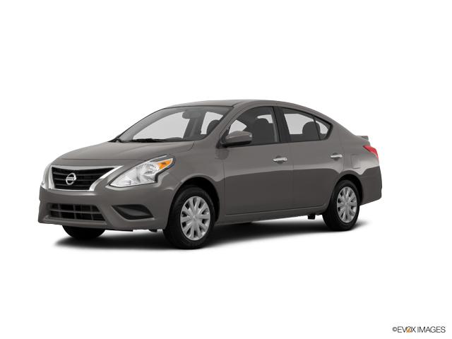 2016 Nissan Versa Vehicle Photo in Tulsa, OK 74133