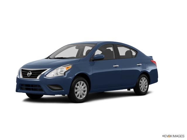 2016 Nissan Versa Vehicle Photo in Manhattan, KS 66502