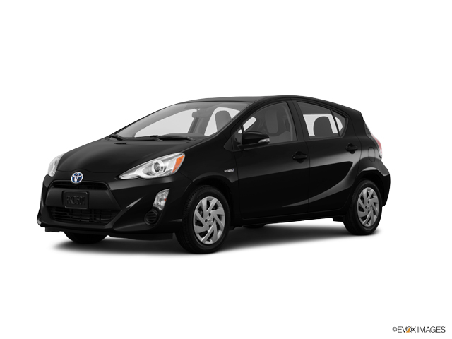 2016 Toyota Prius c Vehicle Photo in Edinburg, TX 78539