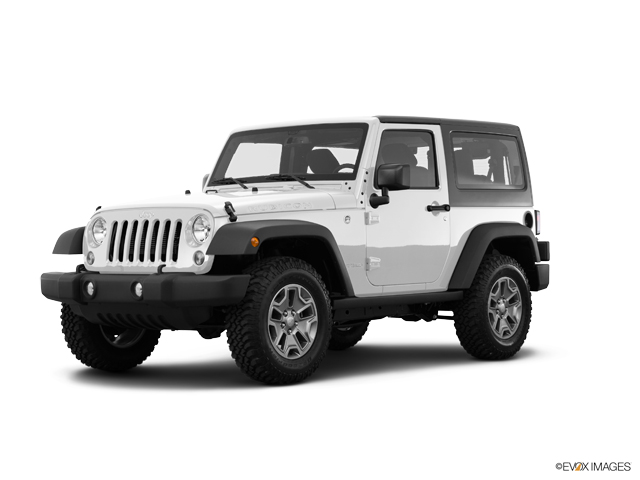2016 Jeep Wrangler Vehicle Photo in San Angelo, TX 76901