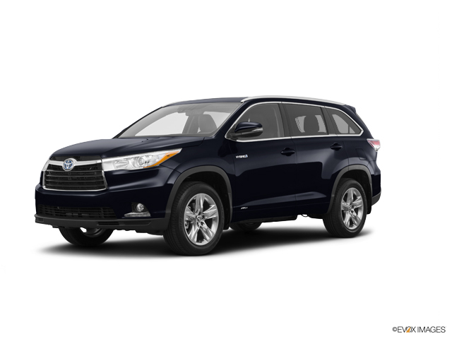 2016 Toyota Highlander Hybrid Vehicle Photo in Colma, CA 94014