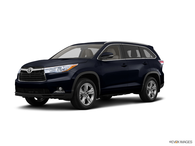 2016 Toyota Highlander Vehicle Photo in Decatur, IL 62526