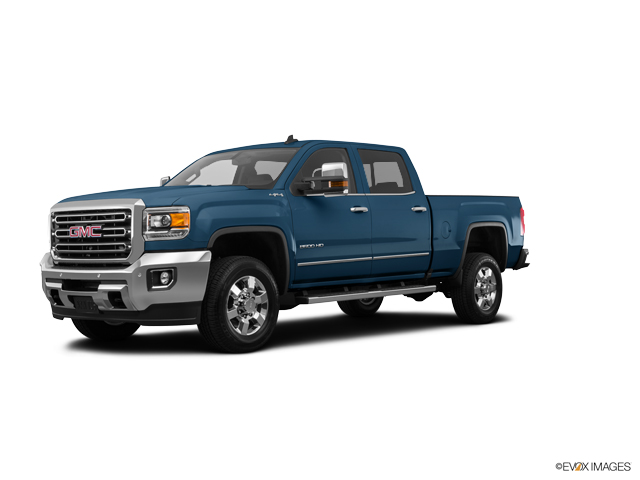 2016 GMC Sierra 2500HD Vehicle Photo in Odessa, TX 79762