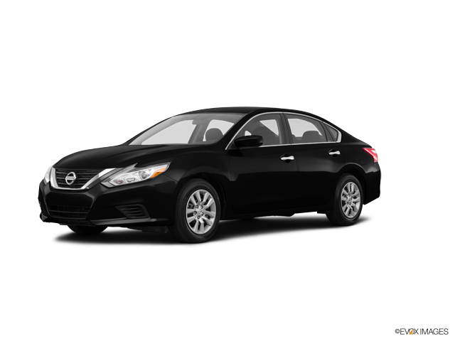 Texarkana Black 2016 Nissan Altima Used Car For Sale