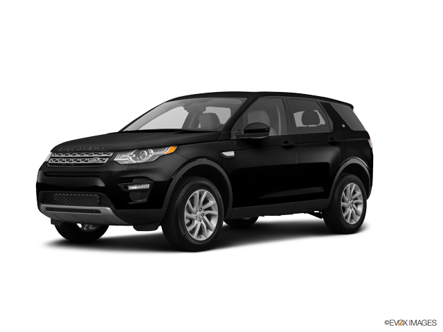 2016 Land Rover Discovery Sport Vehicle Photo in Houston, TX 77074