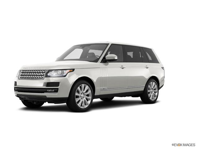 2016 Land Rover Range Rover Vehicle Photo in Tucson, AZ 85705