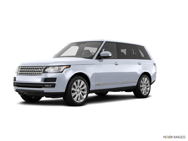 2016 Land Rover Range Rover Vehicle Photo in Tucson, AZ 85705