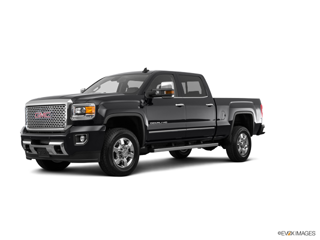 2016 GMC Sierra 3500HD Vehicle Photo in Colorado Springs, CO 80905