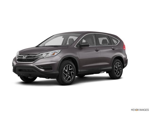 2016 Honda CR-V Vehicle Photo in Baton Rouge, LA 70806