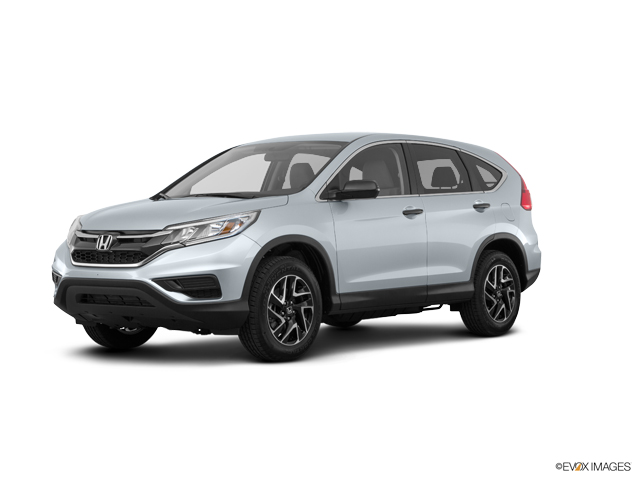 2016 Honda CR-V Vehicle Photo in Bowie, MD 20716