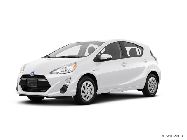 2016 Toyota Prius C Vehicle Photo In Clearwater Fl 33761