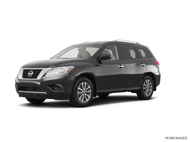 2016 Nissan Pathfinder Vehicle Photo in Beaufort, SC 29906