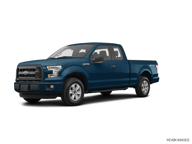 2016 Ford F-150 Vehicle Photo in North Jackson, OH 44451