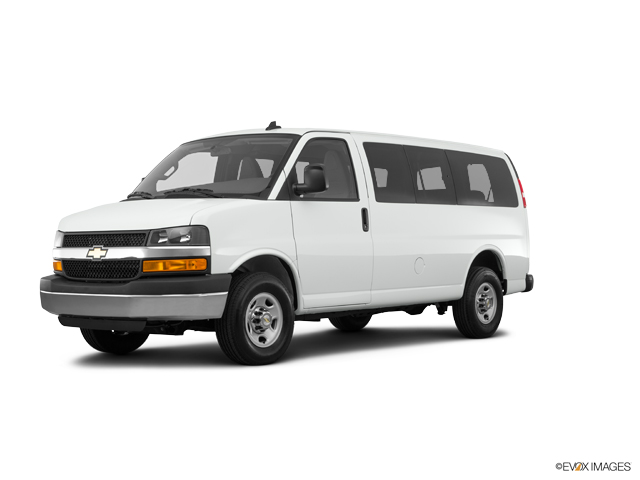2016 Chevrolet Express Passenger Vehicle Photo in Tallahassee, FL 32308