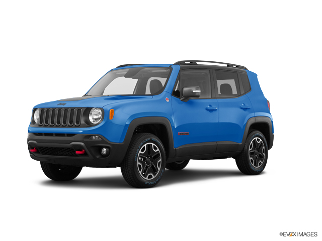2016 Jeep Renegade Vehicle Photo in Odessa, TX 79762