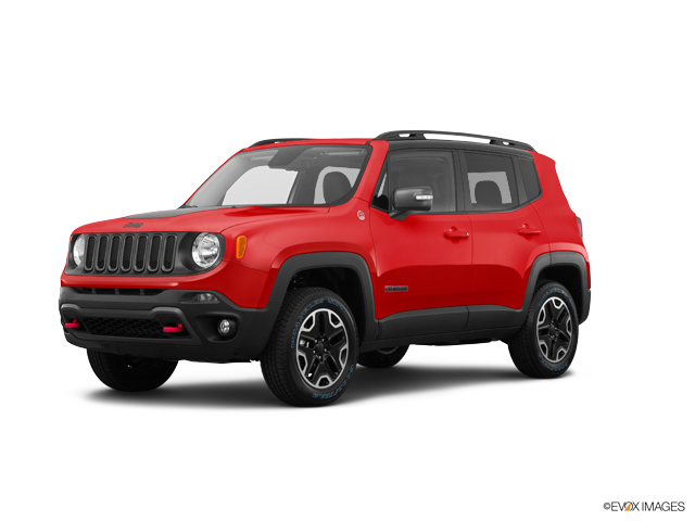 2016 Jeep Renegade Vehicle Photo in Anchorage, AK 99515