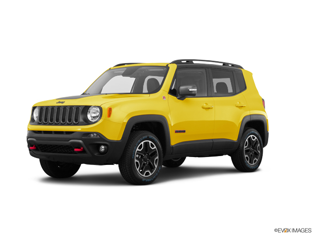 2016 Jeep Renegade Vehicle Photo in Boonville, IN 47601