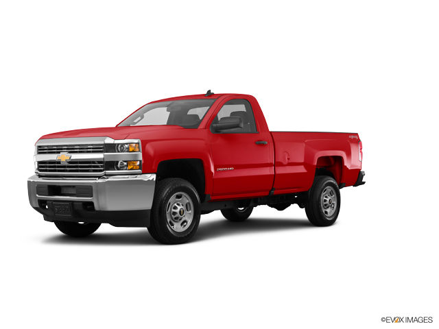 2016 Chevrolet Silverado 2500HD Vehicle Photo in Oak Lawn, IL 60453