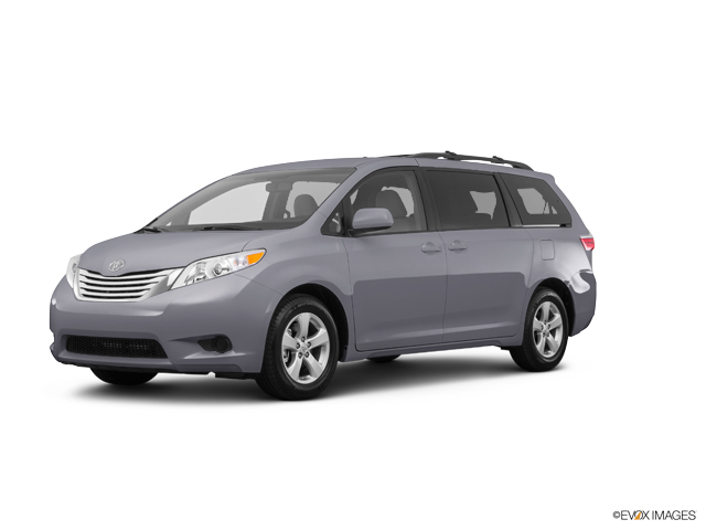 2016 Toyota Sienna Vehicle Photo in Anchorage, AK 99515