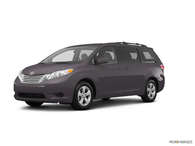 2016 Toyota Sienna Vehicle Photo in Bowie, MD 20716