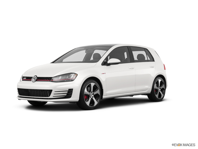 2016 Volkswagen Golf GTI Vehicle Photo in Joliet, IL 60435