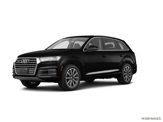 2017 Audi Q7 Vehicle Photo in Janesville, WI 53545