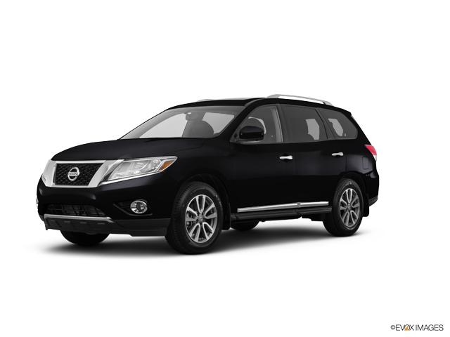 2016 Nissan Pathfinder Vehicle Photo in Casper, WY 82609