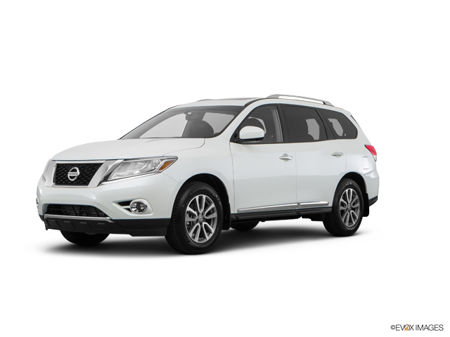 2016 Nissan Pathfinder Vehicle Photo in Decatur, IL 62526