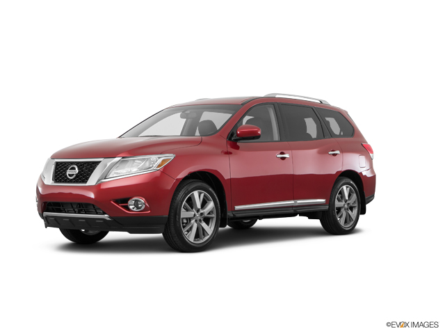 2016 Nissan Pathfinder Vehicle Photo in Vincennes, IN 47591