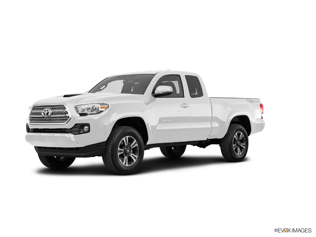 2016 Toyota Tacoma Vehicle Photo in Ellwood City, PA 16117