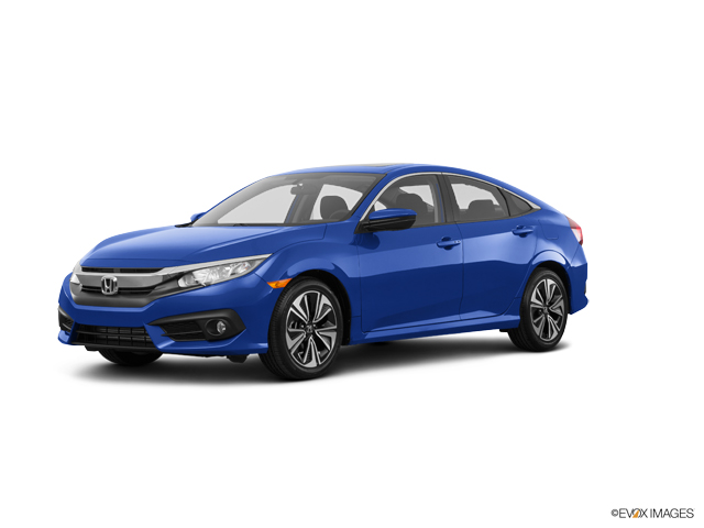 2016 Honda Civic Sedan Vehicle Photo in Colma, CA 94014