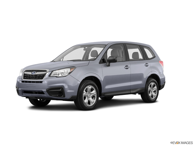 2017 Subaru Forester Vehicle Photo in Casper, WY 82609