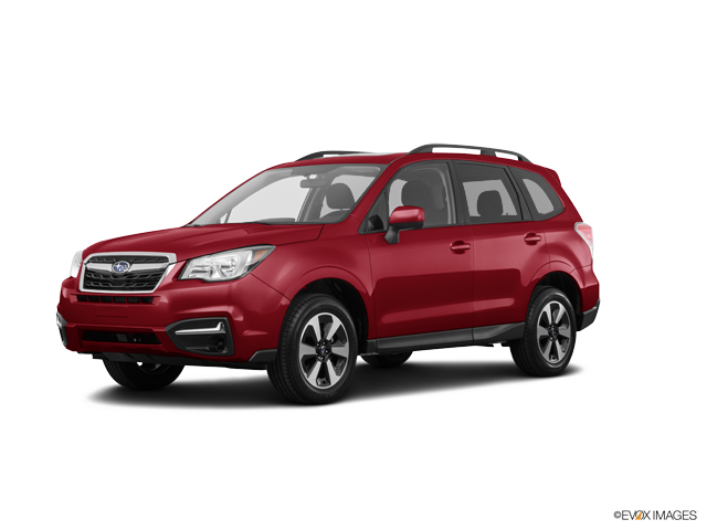 2017 Subaru Forester Vehicle Photo in Joliet, IL 60435