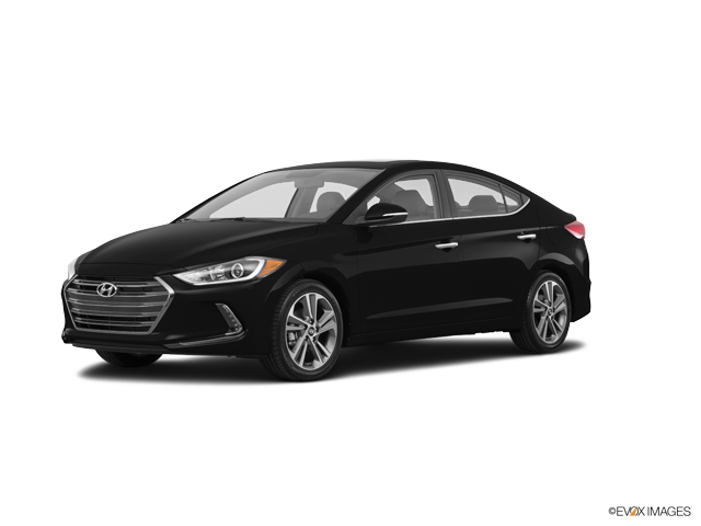 2017 Hyundai Elantra Limited 2 0l Auto Alabama Ltd Avail Phantom Black 4dr Car A At Mathews Marion Oh