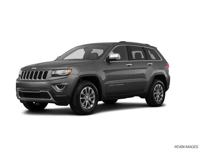 2016 Jeep Grand Cherokee Vehicle Photo in Schaumburg, IL 60173