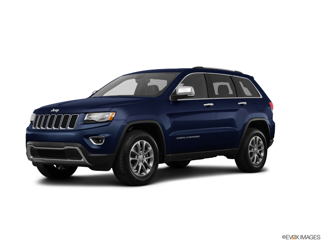 2016 Jeep Grand Cherokee Vehicle Photo in Reese, MI 48757