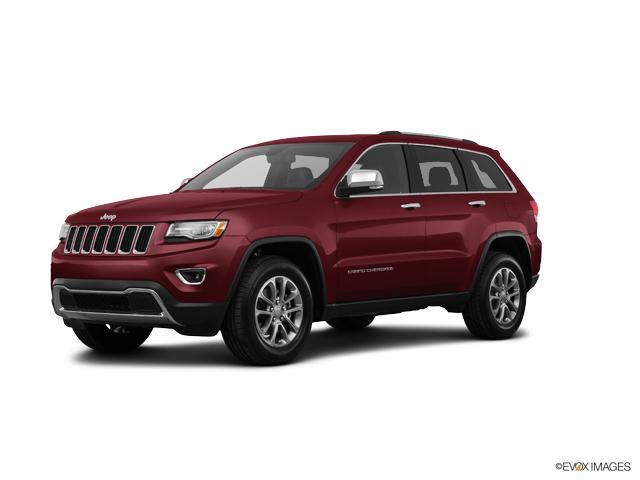2016 Jeep Grand Cherokee Vehicle Photo in Glenwood, MN 56334