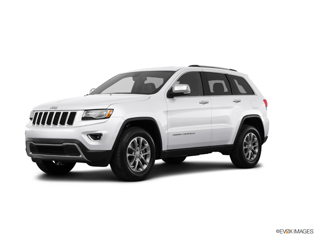 Used 2016 Bright White Clearcoat Jeep Grand Cherokee Suv For Sale