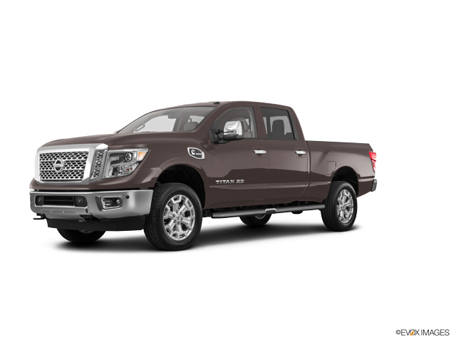 2016 Nissan Titan XD Vehicle Photo in Gulfport, MS 39503