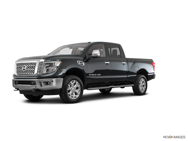 2016 Nissan Titan XD Vehicle Photo in Temple, TX 76502