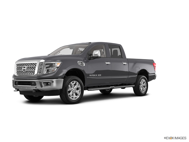 2016 Nissan Titan XD Vehicle Photo in Greeley, CO 80634