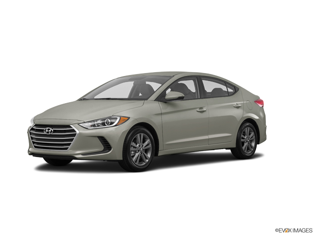 2017 Hyundai Elantra Vehicle Photo in San Angelo, TX 76903